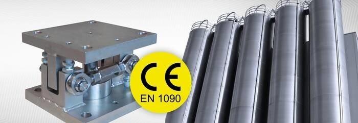 LOGO_SILOSAFE EVO, a weighing kit certified EN 1090