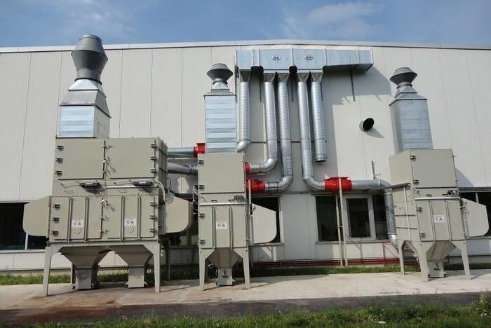 LOGO_Patronenfiltersystem mit energieeffizienter Steuerung