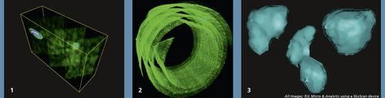LOGO_MAVIparticle – Ein Softwarewerkzeug für die Bestimmung von Größen- und Formkenngrößen von Partikeln in 3D Bilddaten