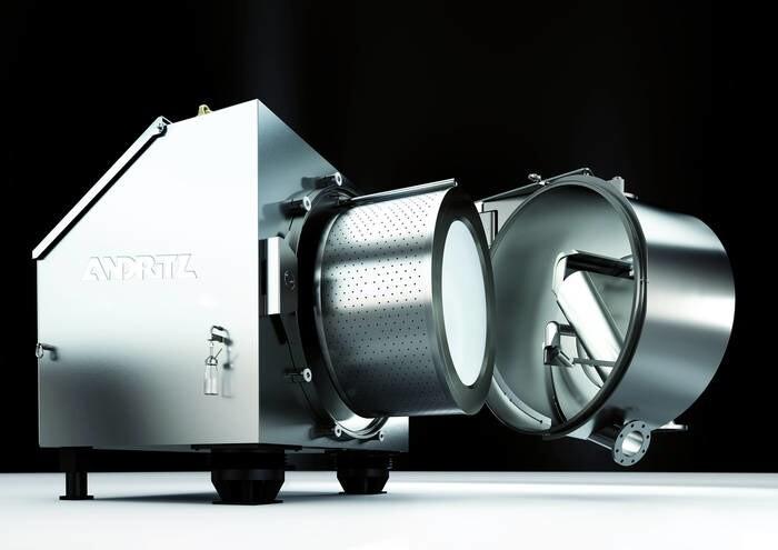 LOGO_ANDRITZ PUREVO Pharma peeler centrifuge