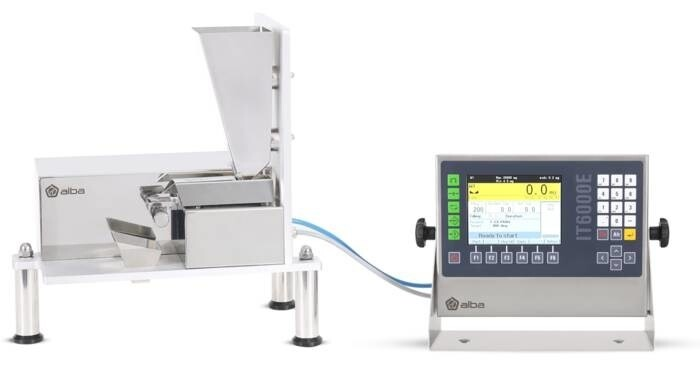 LOGO_Gravimetric Micro - Dosing System