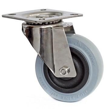 LOGO_Temperature resistant wheels and castors