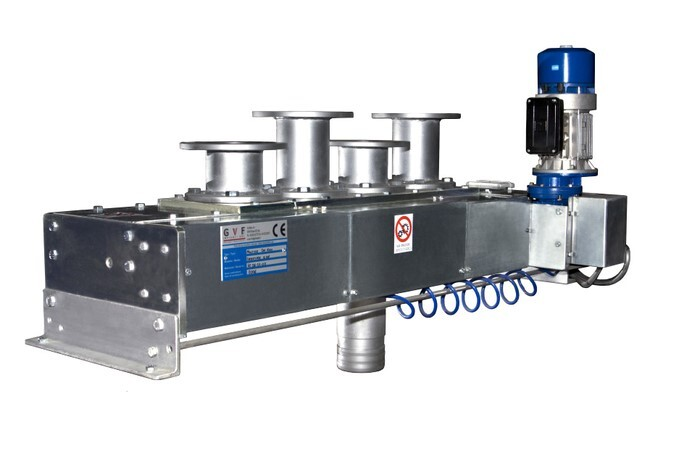LOGO_Multi-ways diverter valve
