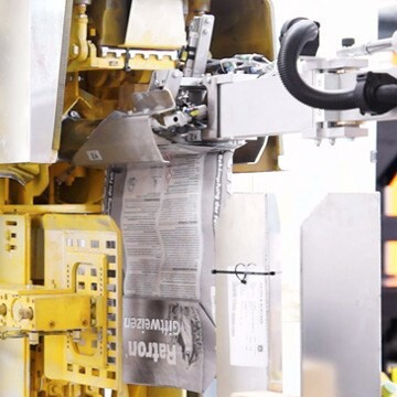LOGO_KOCH ROBOT COMBINATION SYSTEM FOR FILLING AND PALLETISING BAGS
