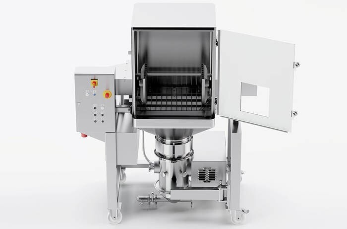 LOGO_product crusher with delumper
