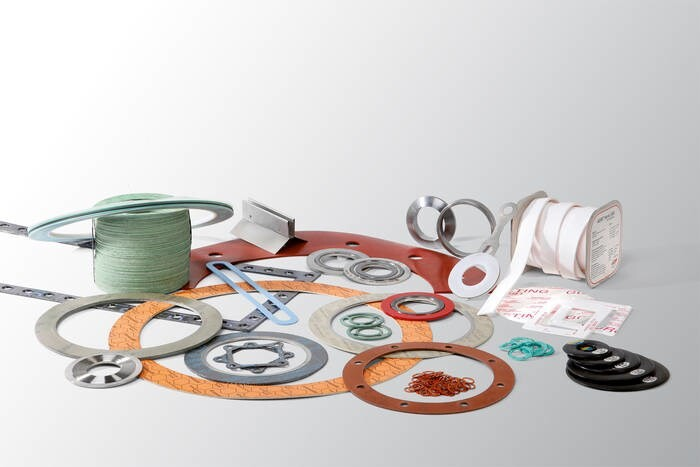 LOGO_Statische Dichtungstechnik, PTFE-Bänder, Packungen