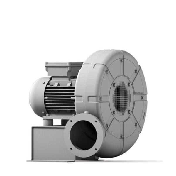 LOGO_Aluminum High Pressure Blower A-HP