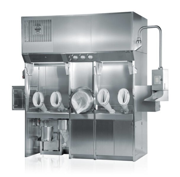 LOGO_WIBObarrier® Closed Containment for weighing, filling and sampling