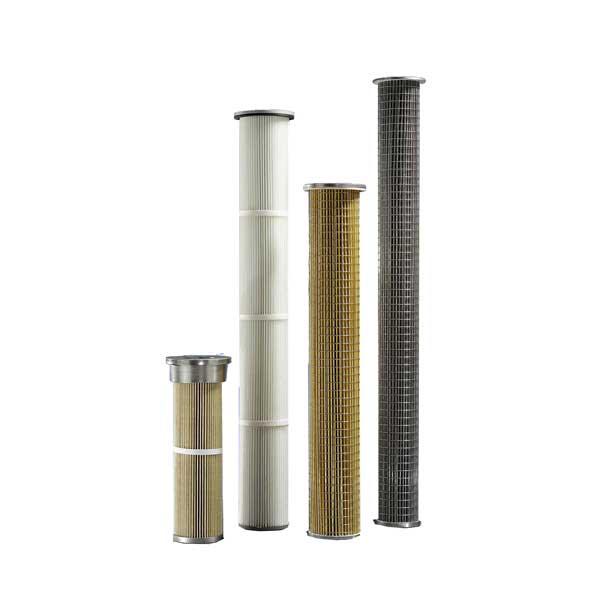 LOGO_Filter Cartridges for Hot Gas Filtration