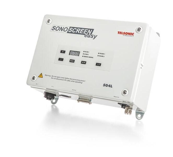 LOGO_TELSONIC Screening generator SONOSCREEN®easy SG4L
