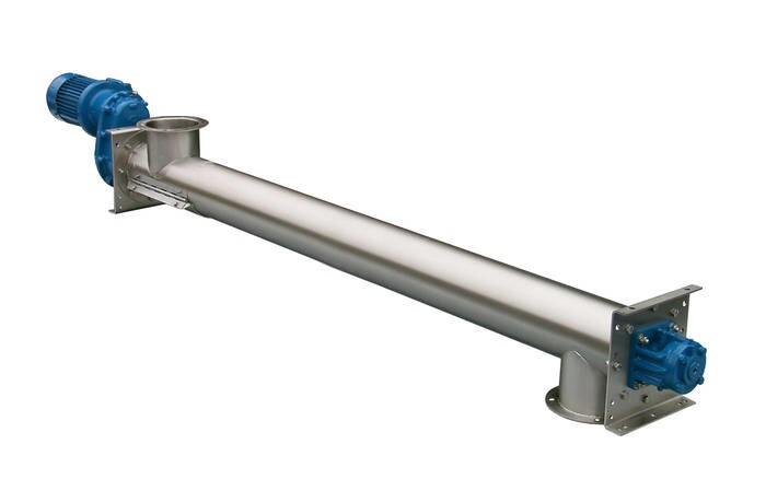 LOGO_TX Stainless Steel Tubular Screw Conveyors