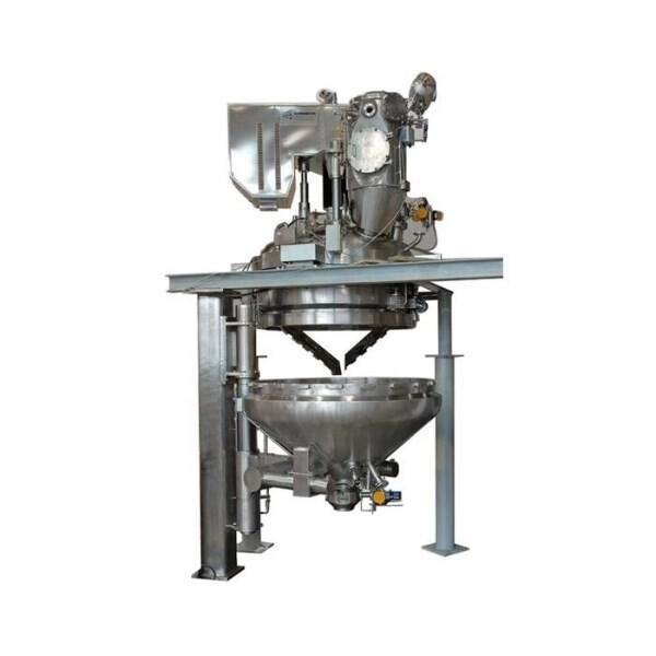 LOGO_COMBER Conical Vacuum Dryer