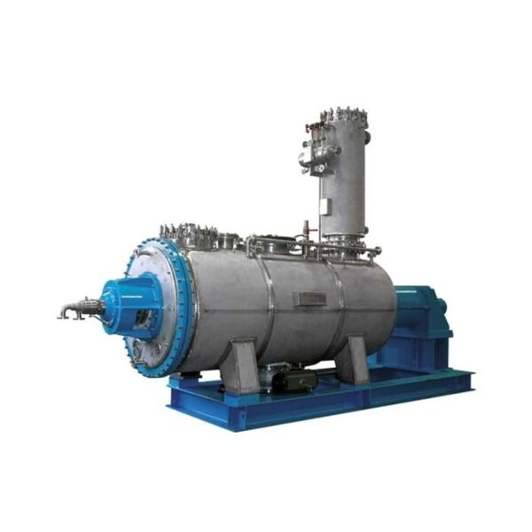 LOGO_COMBER Horizontal Vacuum Paddle Dryer / Reactor