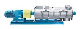 LOGO_Lödige Ploughshare® Mixer for continuous operation