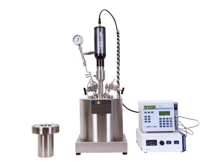 LOGO_novoclave - Laboratory high pressure / high temperature reactor