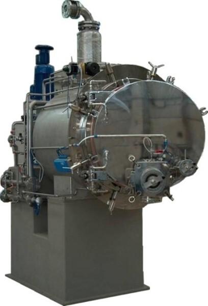 LOGO_Horizontal vacuum dryer (DVRF)