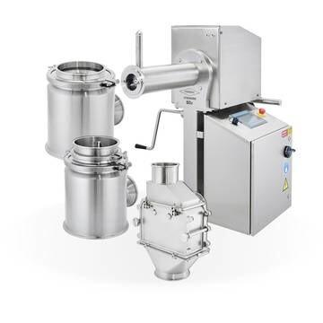 LOGO_SDx Series™ - Powder Processing Exchangeable Platform