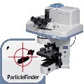 LOGO_ParticleFinder - Automated particle finding and chemical analysis – Raman Spectroscopy