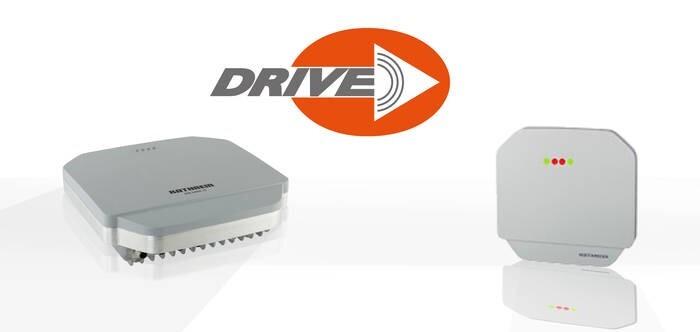 LOGO_UHF-DRIVE Access Control System