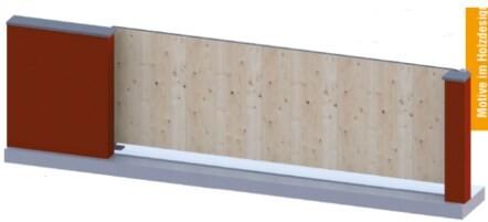 LOGO_Toranlagen mit Holzdekor