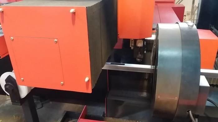 LOGO_3D fiber laser cutting