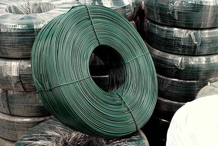 LOGO_PVC coated wires