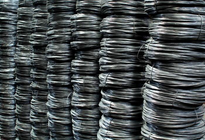 LOGO_Black annealed wires