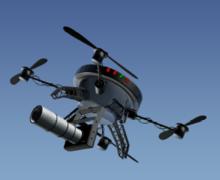 LOGO_Drone Detection for Law Enforcement