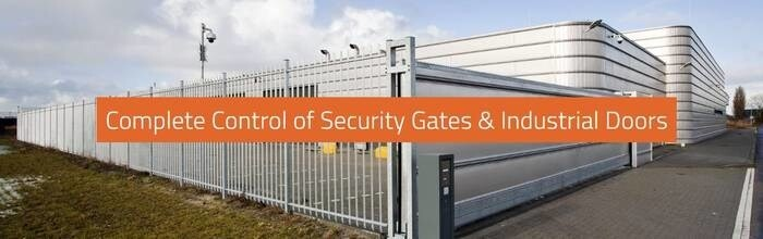 LOGO_Complete Control of Security Gates & Industrial Doors