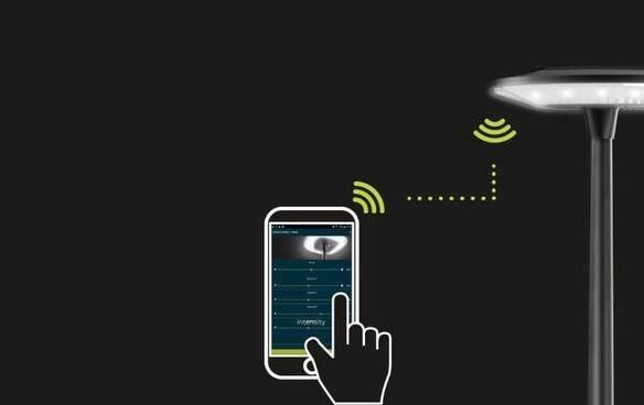 LOGO_Leuchten intelligent steuern Lighting App