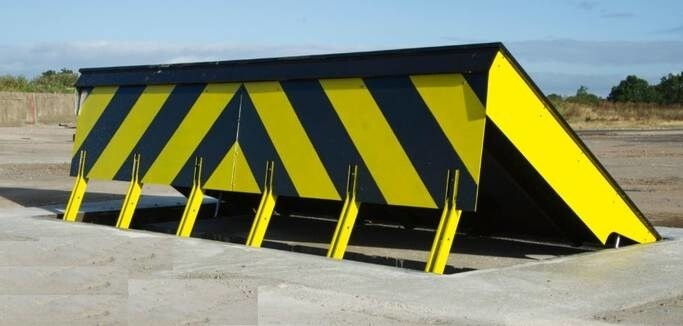 LOGO_Roadblocker, hydraulic.