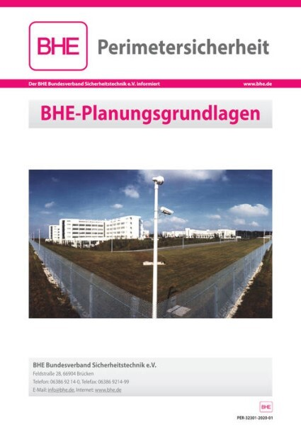 LOGO_BHE-Planungsgrundlagen Perimetersicherheit