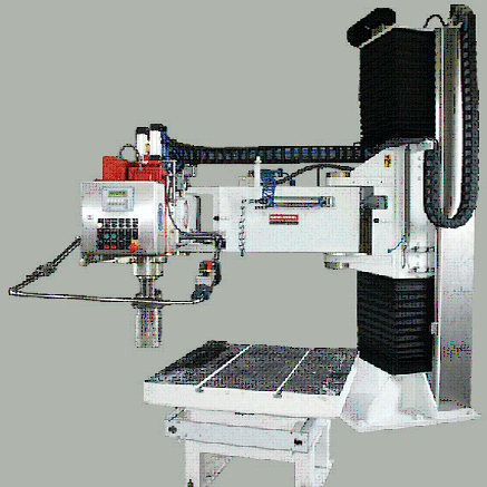 LOGO_Polishing Machine with Radial Arm - Pelican HP 1100