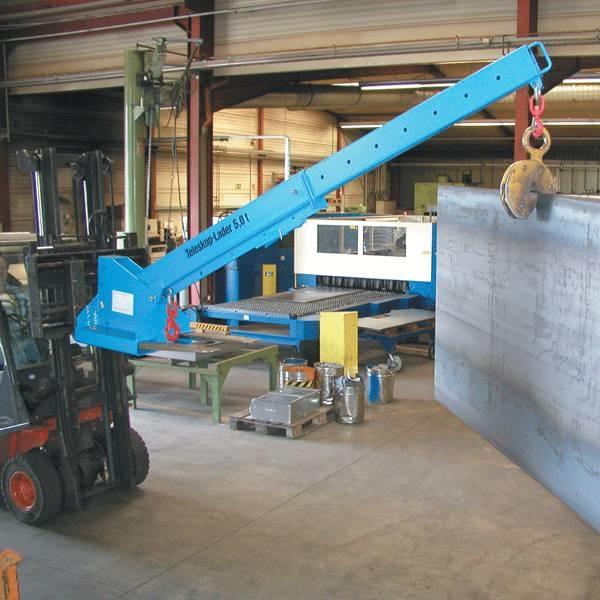 LOGO_Extensible Crane Arm Type KT-KTH