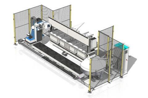 LOGO_T658 Multifunktionales Kantenbearbeitungszentrum mit CNC Steuerung