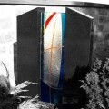 LOGO_Grabmal mit Glas
