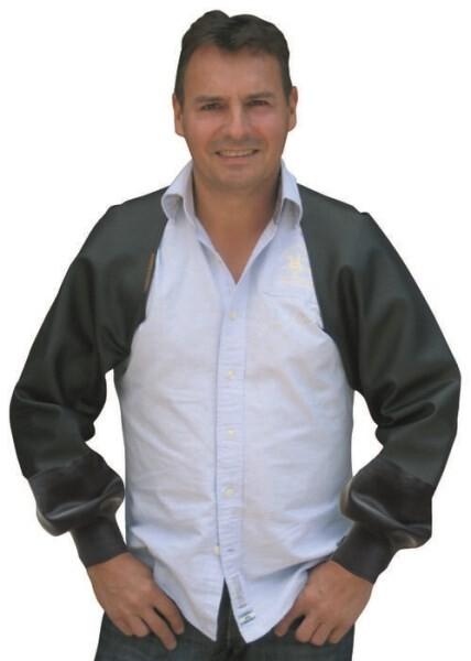 LOGO_Armschoner mit Latexbund 30.600/-650/-700