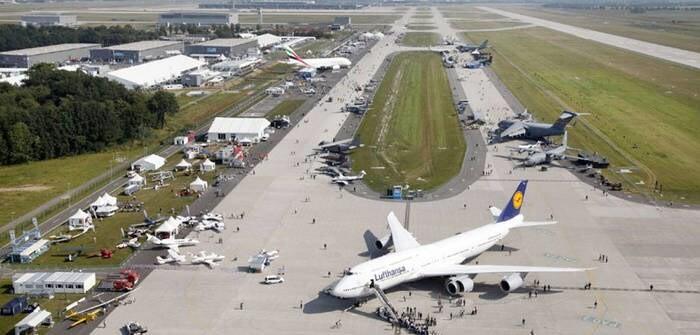 LOGO_ILA Berlin Air Show 2012 / Einzelprojekt