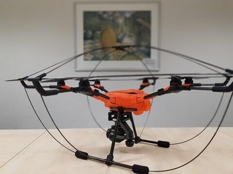 LOGO_Indoor-Lageerkundung für Spezialeinheiten mit Drohnen (InLaSeD)