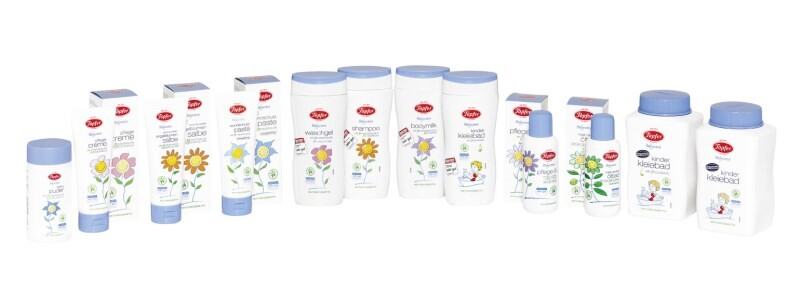 LOGO_Babycare - natural care and protection for young skin