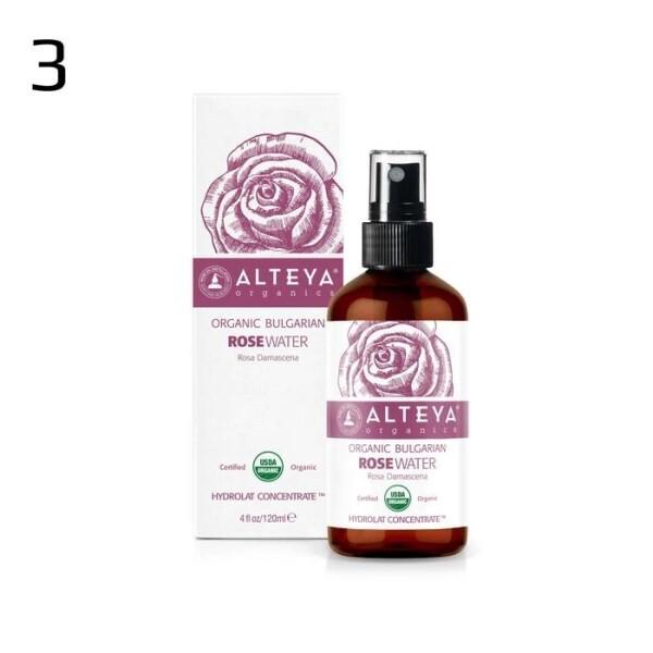 LOGO_Organic Bulgarian Rose Water Rosa damascena