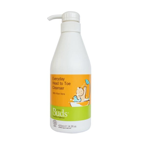 LOGO_Buds Everyday Organics – Everyday Head to Toe Cleanser