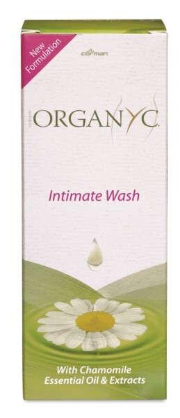 LOGO_ORGAN(Y)C Intimate Wash