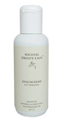 LOGO_Michael Droste-Laux®  Alkaline Shower Cream