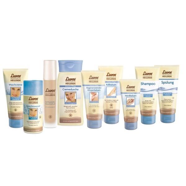 LOGO_Luvos Naturkosmetik für Gesicht, Körper und Haare für schöne und gesunde Haut und Haare