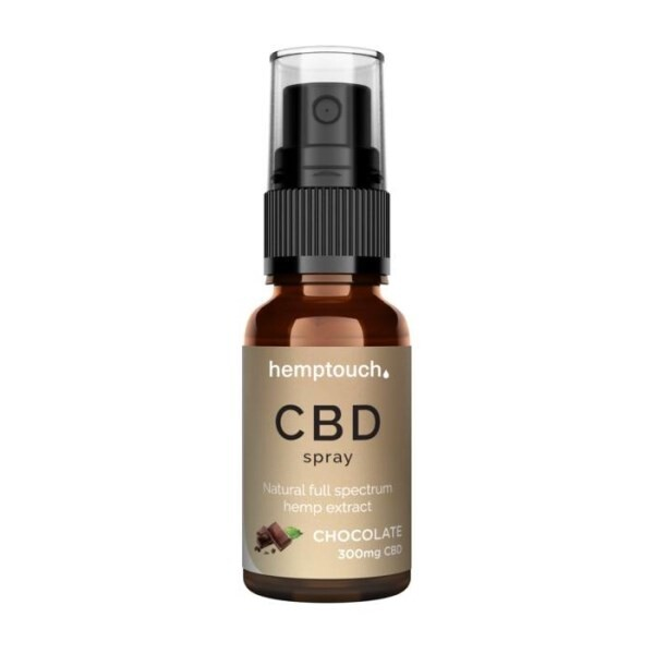 LOGO_CBD Spray Schoko 300 mg CBD
