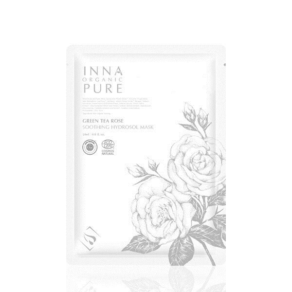 LOGO_Green Tea Rose Soothing Hydrosol Mask