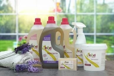 LOGO_BIOBEL, laundry detergent and soap