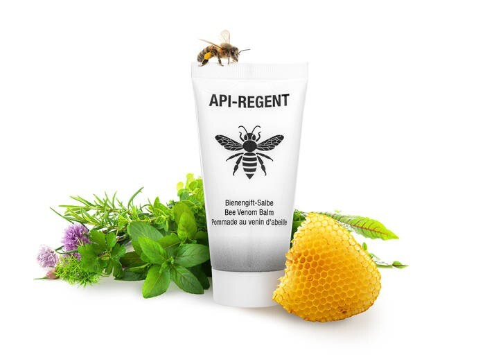 LOGO_API-REGENT® Bienengift-Salbe