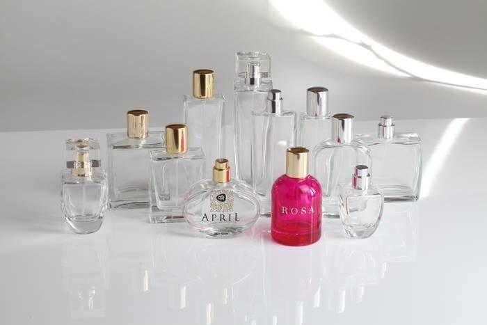 LOGO_Perfume bottles